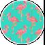 Tickled Pink Flamingo