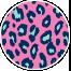 Hot Pink Leopard