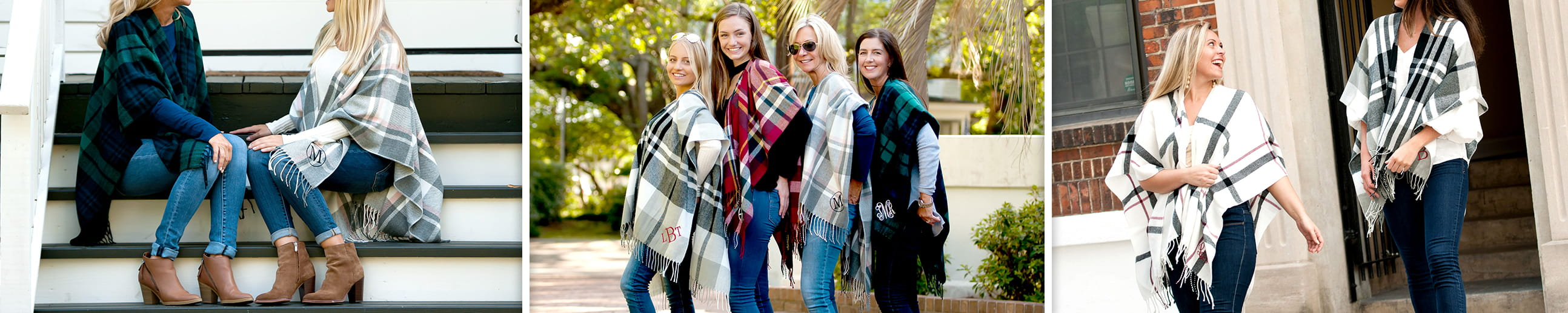 Kennedy Shawl Collection