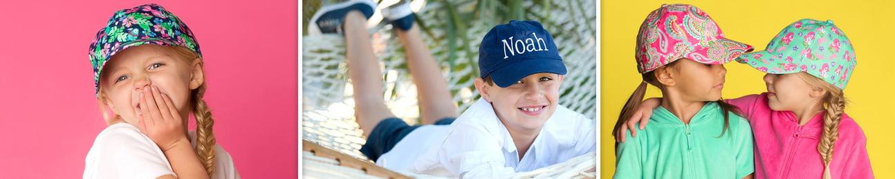 Kids' Printed Cap