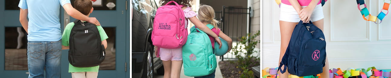 Solid Backpacks