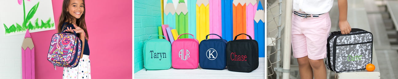 Girls' Lunch Boxes - Lunch Boxes