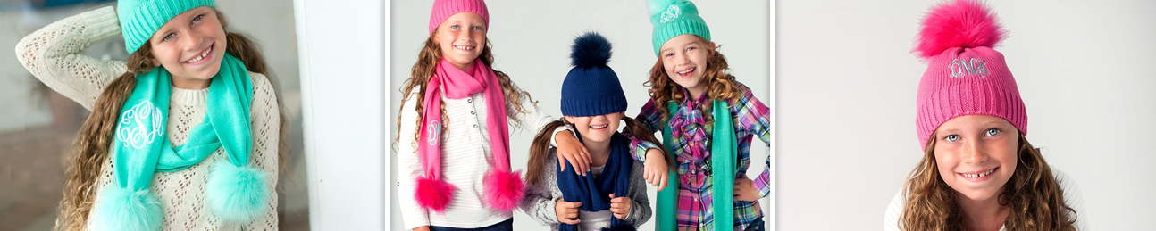 Kids' Bella Scarves
