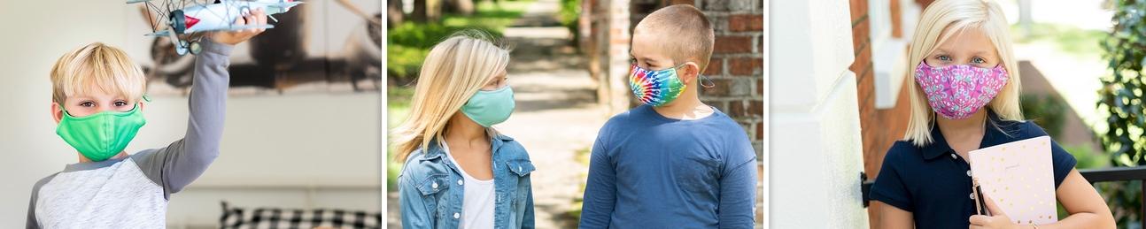 Kids' Face Masks
