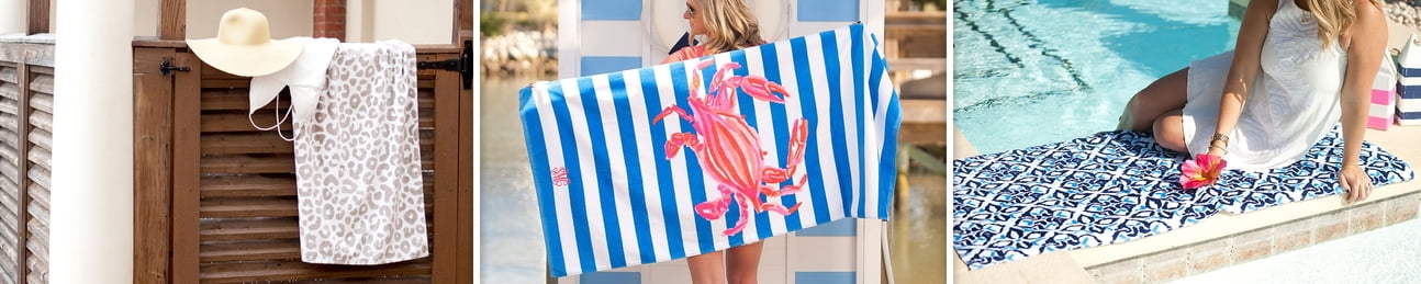 Golf Towels | Monogrammed and Personalized by Viv&Lou