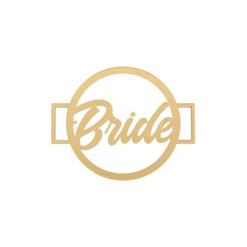 Bride Accent Disc