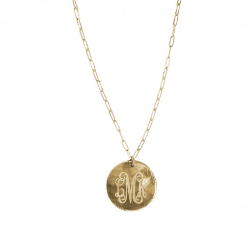 Gold Nora Necklace