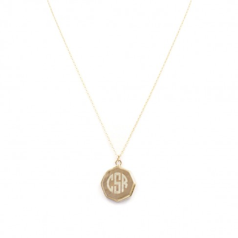 Gold Jane Necklace