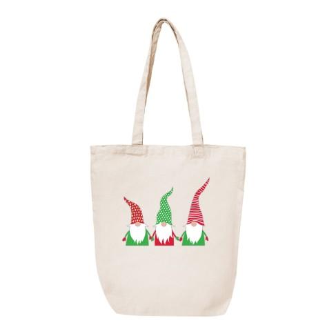 Gnome Canvas Tote