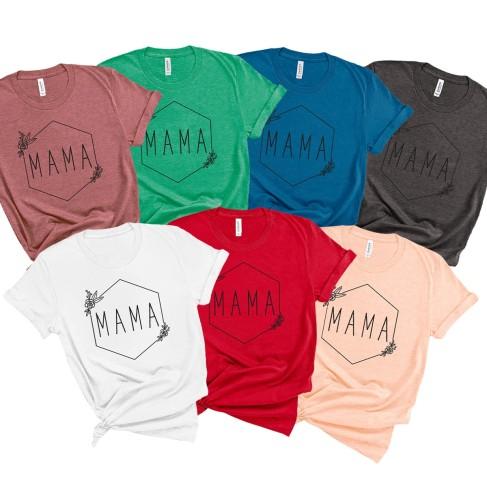 Floral Mama T-Shirt