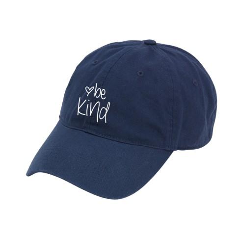 Be Kind Navy Cap