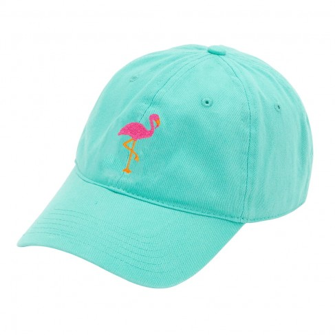 Flamingo Mint Cap