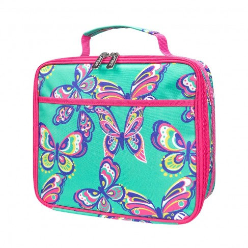 Butterfly Kisses Lunch Box