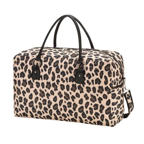 Wild Side Leopard Travel Bag