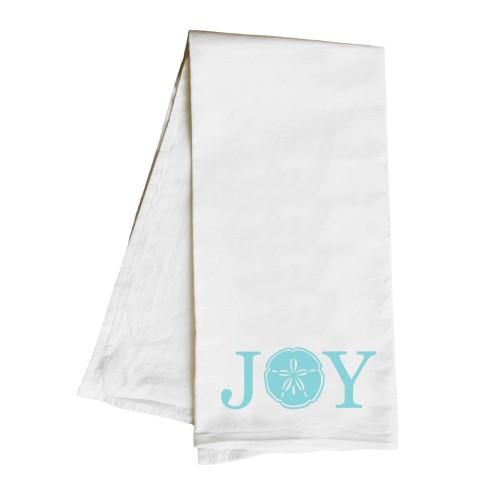 Sand Dollar Joy Hand Towel