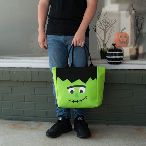 Franky Frankenstein Character Tote