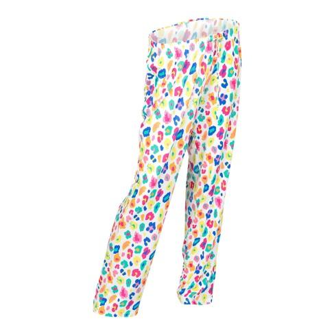 Fun Leopard PJ Pants