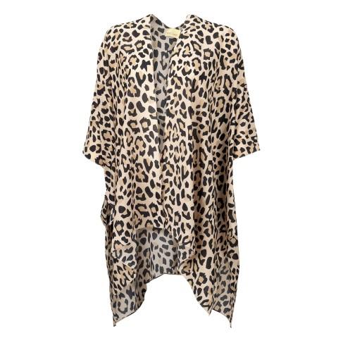 Wild Side Leopard Emma Top