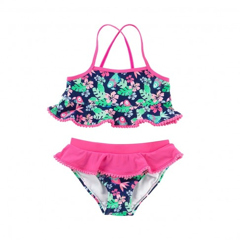 Tropi-Cool Girls' Swim Set