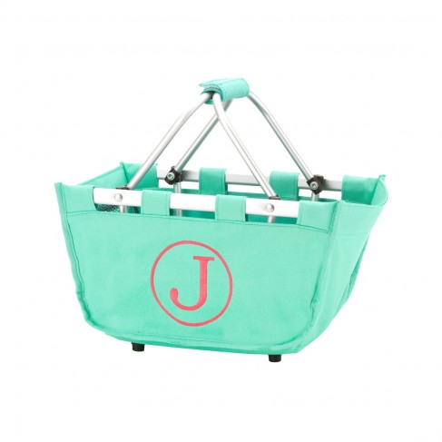 Small Mint Market Tote