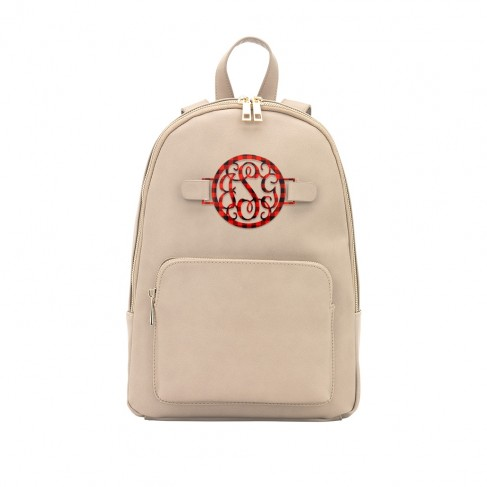 Taupe Lauren Backpack