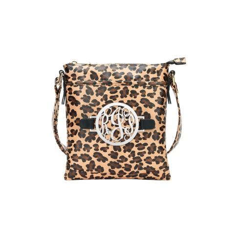 Leopard Grace Crossbody