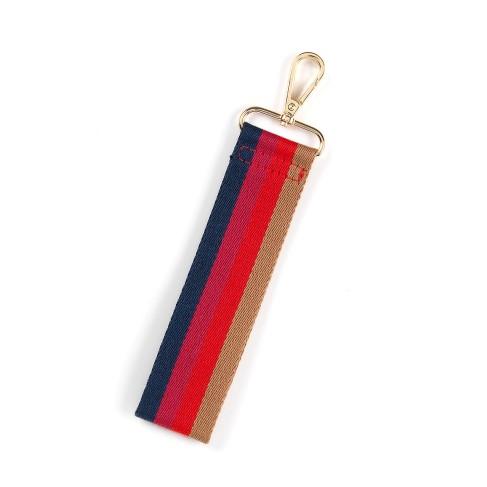 Bright Stripe Wristlet Strap