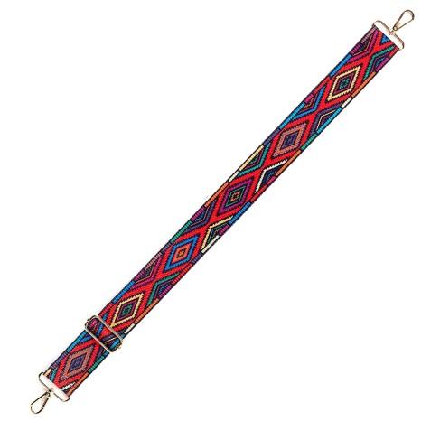 Colorful Aztec Crossbody Strap