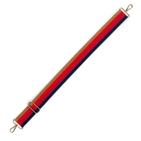 Bright Stripe Crossbody Strap