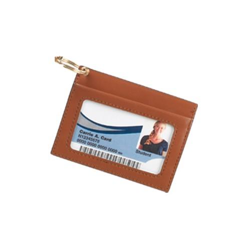Camel Wallet Keychain