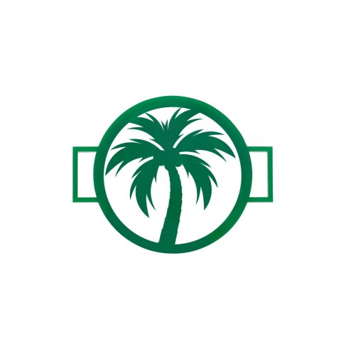Palm Tree Accent Disc