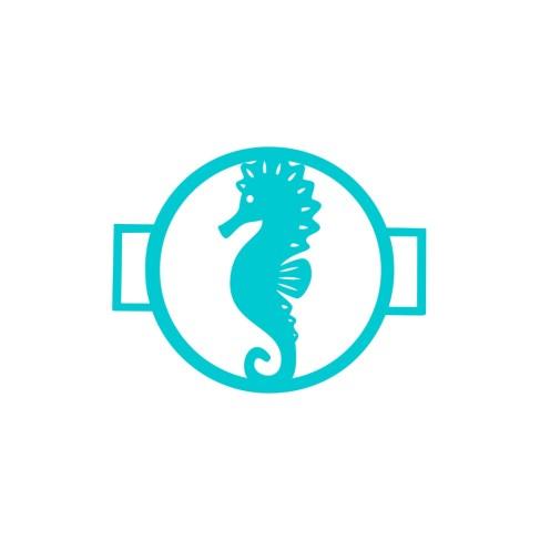 Seahorse Accent Disc