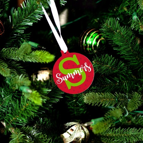 Dottie Name Ornament