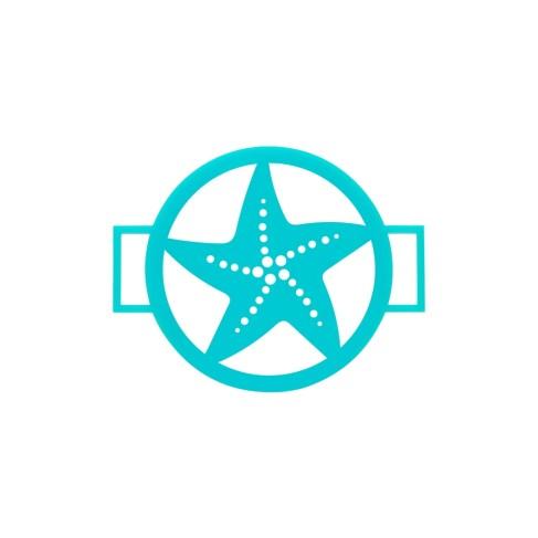 Starfish Accent Disc