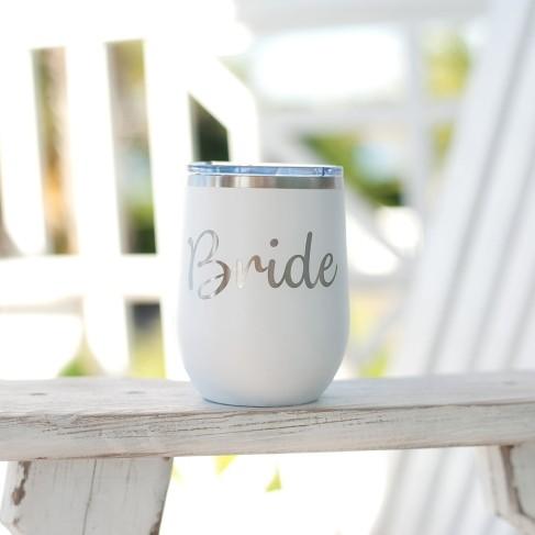 Bride 12 oz Tumbler