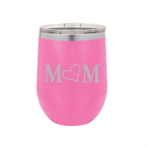 Mom Pink 12oz Tumbler