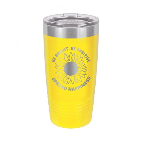 Spread Happiness 20oz. Insulated Tumbler