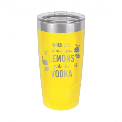 When Life Hands You Lemons 20oz. Insulated Tumbler
