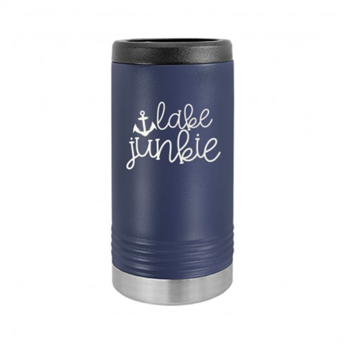 Lake Junkie Slim Can Beverage Holder