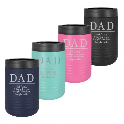 Definition of Dad Insulated Can Cooler
