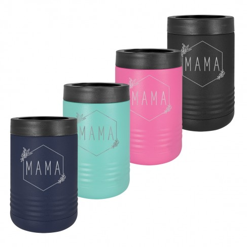 Mama Insulated Can Cooler