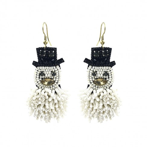 Up to Snow Good Earrings