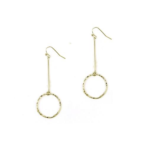 Gold Olivia Earrings