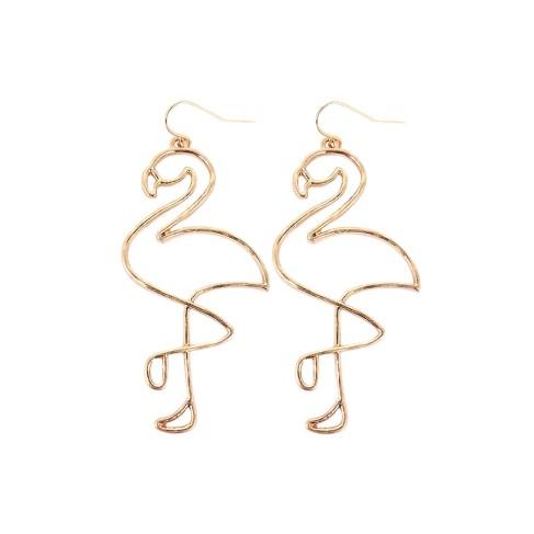 Flamingo Tropical Earrings