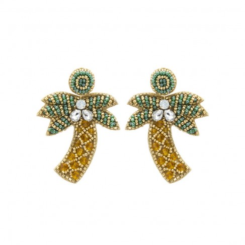 Perfect Palm Earrings