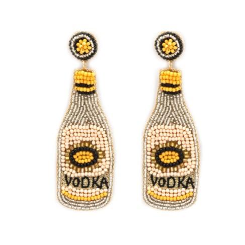 Viva la Vodka Earrings