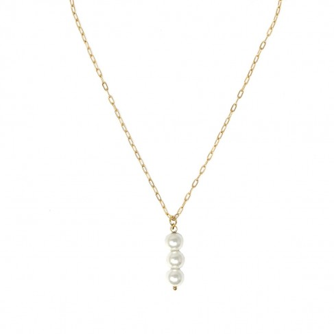 Pearl Diana Necklace