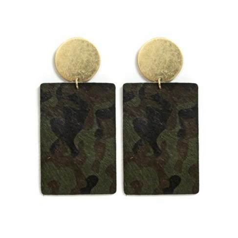 Camo Kara Earrings