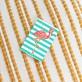 Flamingo Keepsake Necklace Card