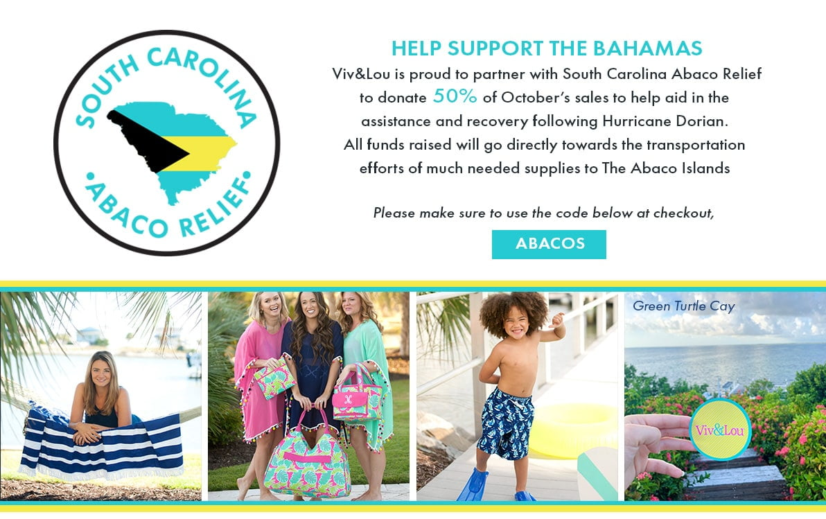 South Carolina Abaco Relief Fundraiser